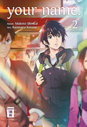 Your Name 2 ISBN: 978-3-7704-9608-2
