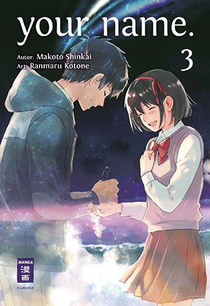 Your Name 3 ISBN: 97-83-7704-9748-5
