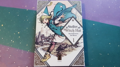 Atelier-of-witch-hat Blog